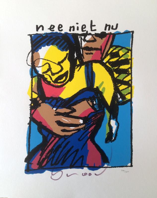 Herman Brood - Nee, niet nu