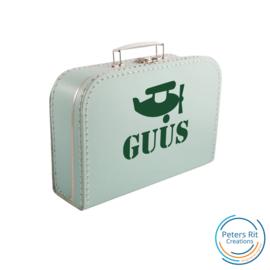 Koffer | VLIEGTUIG MET NAAM