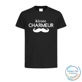 Kinder T-shirt  korte mouwen | KLEINE CHARMEUR