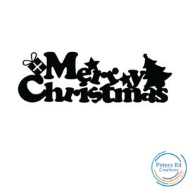 Raamstickers | MERRY CHRISTMAS