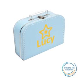 Koffer | STER MET NAAM