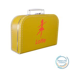 Koffer | BALLERINA MET NAAM