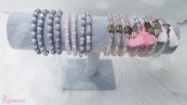 Boeddha Pink Armbanden