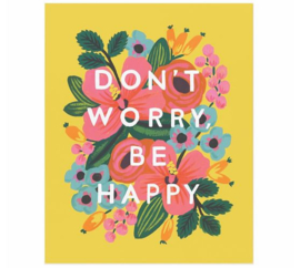 Don't Worry Be Happy