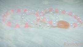 Soft Love armbanden setje