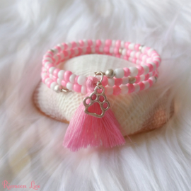 Memory Whire Baby roze
