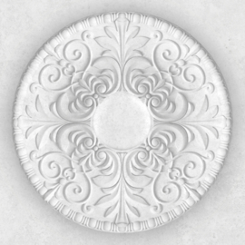 Ornament Circle Tile 001