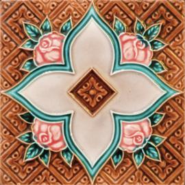 Systeemplafond print TILE 1 Flower