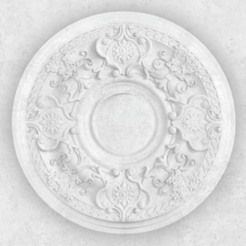 Ornament Circle Tile 004