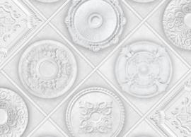 Ornament Tile MIX (set van 5)