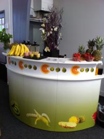Een juicebar -  smoothiebar huren