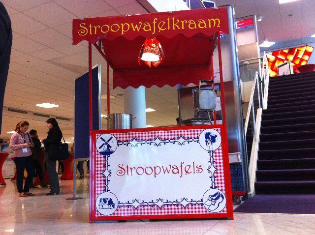Stroopwafelkraam classic