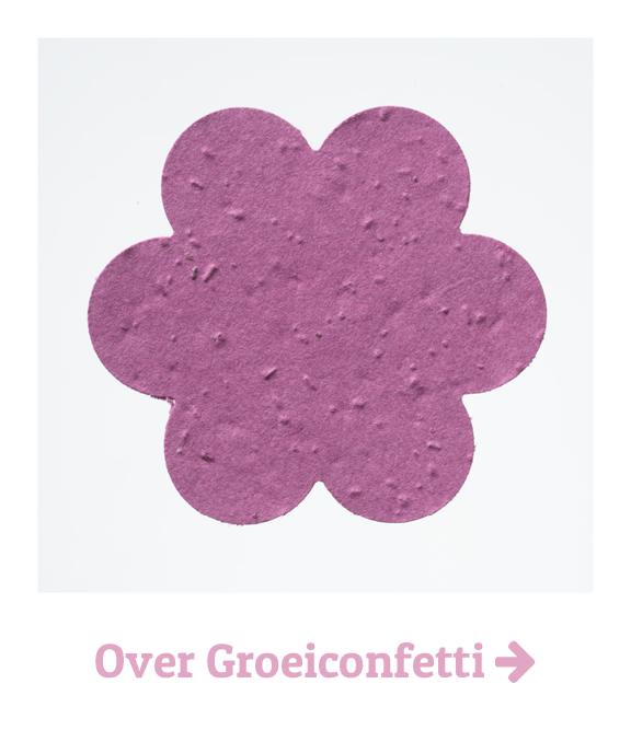 Over Groeiconfetti