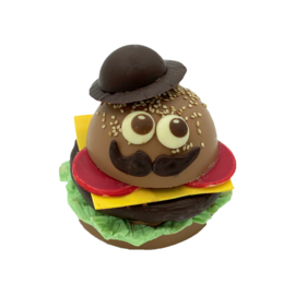 Chocolade Hamburger