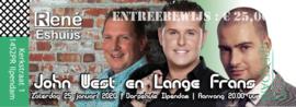 25-01-2020 - René Eshuijs - John West - Lange Frans