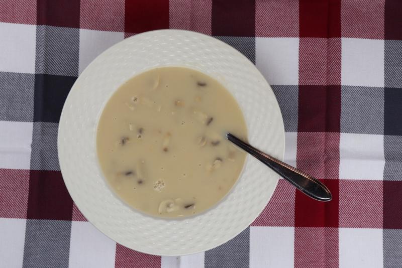 Champignon Crèmesoep