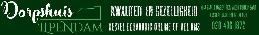 Webshop Dorpshuis Ilpendam
