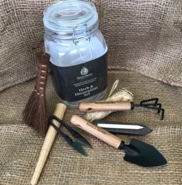 Kent & Stowe Herb & Houseplant Jar