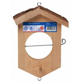 Bird vogelvoer hanger hout