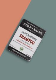 Olive Babassu Shampoo Bar