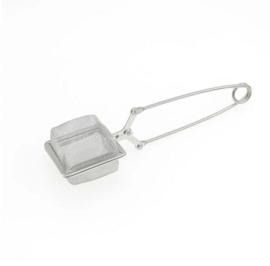 Thee ei vierkant (zilver)