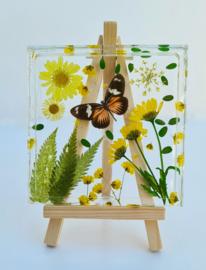 Epoxy art Vlinder