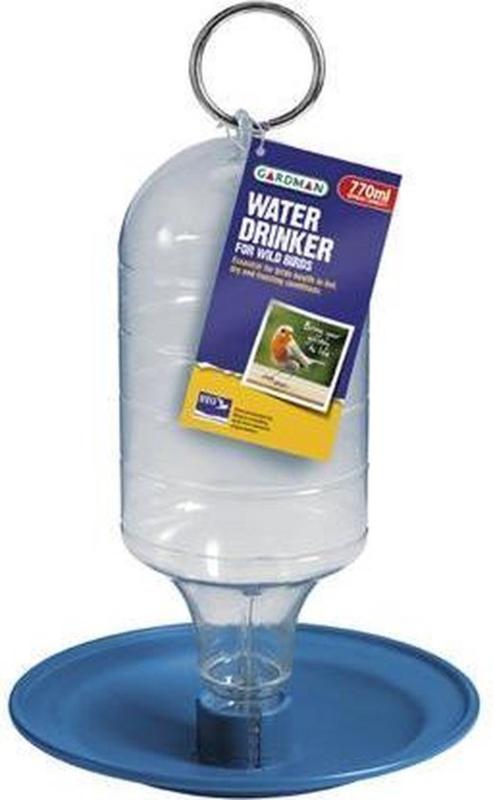 Gardman Waterdrinker met Schotel