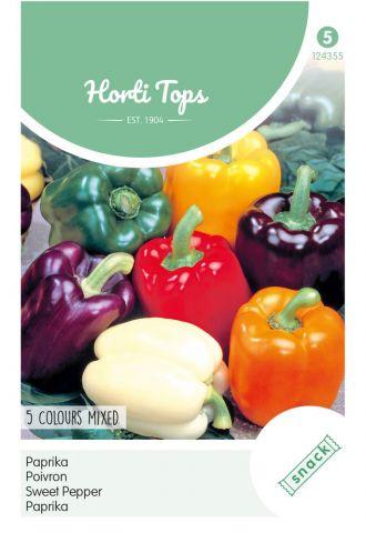 Paprika 5 Kleuren (HT)