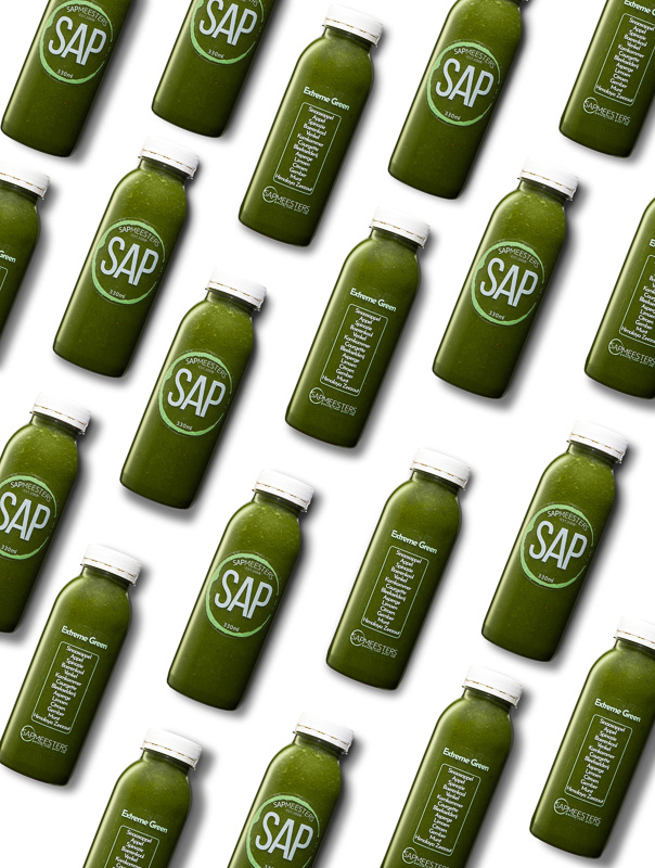 Extreme Green Juices