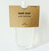 Navulverpakking Handzeep