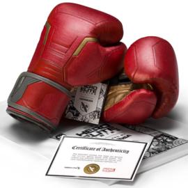 Hayabusa - Iron Man Boxing Gloves - Limited Edition Marvel Hero Elite Series