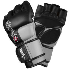 Hayabusa Tokushu - 4 oz -  MMA Gloves - black, grey