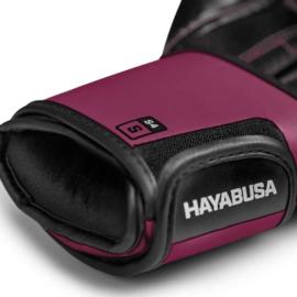 Hayabusa S4 Bokshandschoenen - Wijnrood