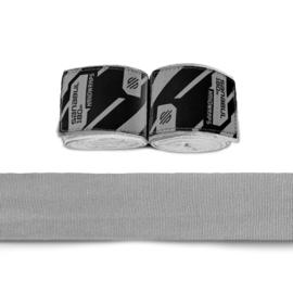 Sanabul Elastic Professional Bandages - 4,5 m - zilver