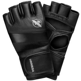 Hayabusa T3 MMA Gloves - 4 oz - Zwart