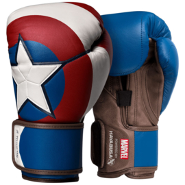 Hayabusa - Captain America Boxing Gloves - Limited Edition Marvel Hero Elite Series