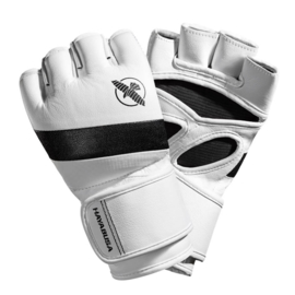 Hayabusa T3 MMA Gloves - 4 oz - Wit / Zwart