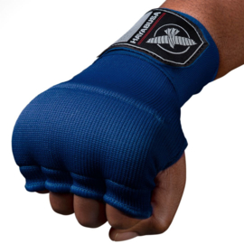 Hayabusa Quick Gel Handwraps - Blauw