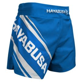 Hayabusa Kickboxing Shorts 2.0 - Blauw
