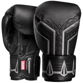 Hayabusa - Black Panther Boxing Gloves - Limited Edition Marvel Hero Elite Series
