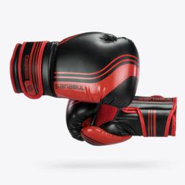 Sanabul Core Series Gel Bokshandschoenen - zwart en rood