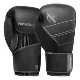 Hayabusa S4 Bokshandschoenen - Echt Leer - Zwart
