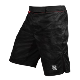 Hayabusa Hexagon Fight Shorts - Zwart