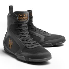 Hayabusa Pro Boxing Shoes - Black