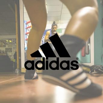 Adidas boksschoenen