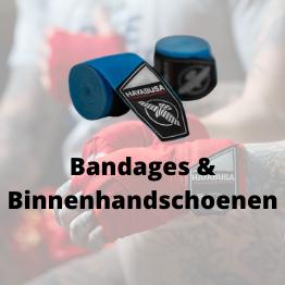 bandages binnenhandschoenen