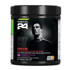 CR7 Drive Bus açai - bessen smaak (20 porties 540 gr)
