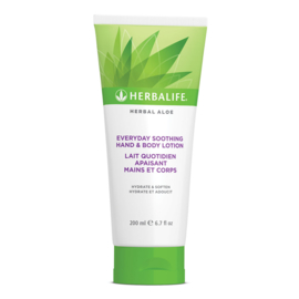 Herbal Aloë Hand en Body Lotion (200 ml)