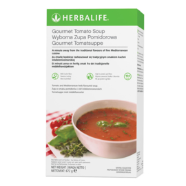 Gourmet Tomato Soup Tomato Pack of 21 servings 672 g
