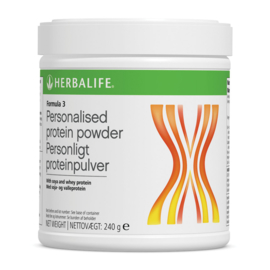 Personalised Protein Powder 240 g